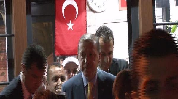 Başbakan Erdoğan'dan İftar Sonrası Ziyaret Turu