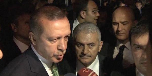 Başbakan Erdoğan'dan Marmaray Yorumu