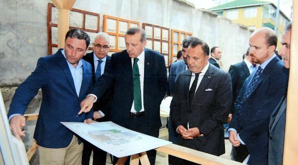 Başbakan Erdoğan'ın Babasının Adı İmam Hatip Lisesi'ne Verildi