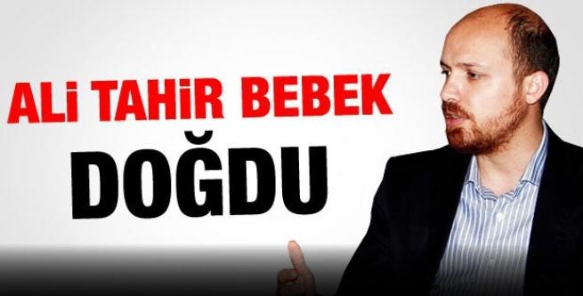 Başbakan Erdoğan'ın torunu oldu