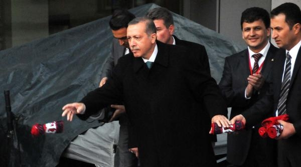 Başbakan Erdoğan'ın Zonguldak Mitingi-  Fotoğrafları