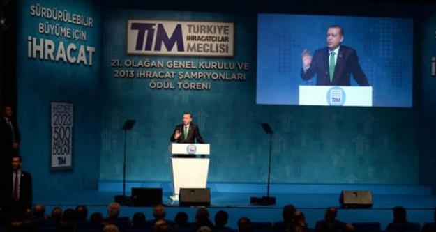 Başbakan Faiz Lobisi, Muhalefet ve Paralel Devlet Yapılanmasına Sert mesajlar verdi