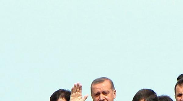 Başbakan Miting İçin Kocaeli'ne Gitti