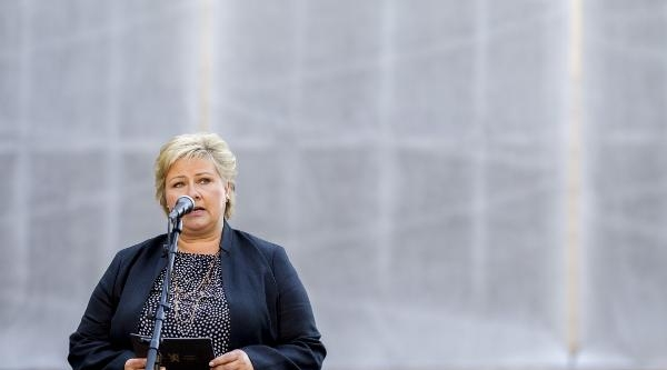 Başbakan Solberg: Breıvık Norveç'in Irkçilikla Mücadelesini Güçlendirdi