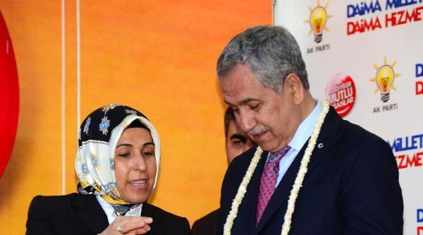 Başbakan Yardımcısı Arınç: Yargı Kararlarına Uyarız (ek Fotoğraflar)