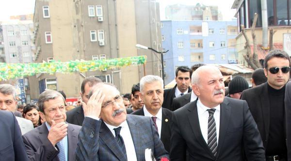 Başbakan Yardımcısı Atalay: Çözüm Süreci Önümüzdeki En Önemli Proje(2)