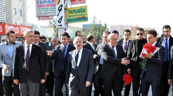 Başbakan Yardımcısı Atalay: Çözüm Süreci Önümüzdeki En Önemli Proje(3)
