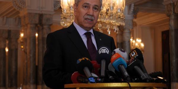 Başbakan Yardimcisi Bülent Arinç: Kiliçdaroğlu'Nun Ağzina Biber Sürülse Caizdir