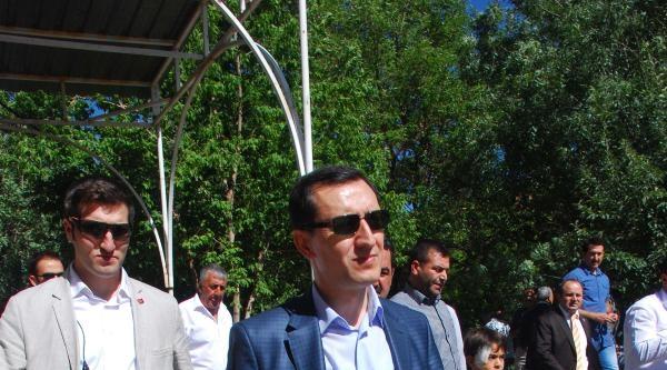 Başbakan Yardımcısı Emrullah İşler Bitlis'te