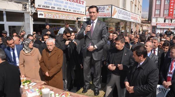 Başbakan Yardımcısı İşler: 30 Mart'tan Sonra Kılıçdaroğlu Abbas Yolcu Olacak(2)