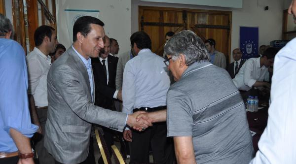 Başbakan Yardımcısı İşler Cenazede Ağladı (2)