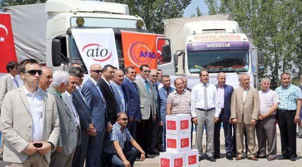 Başbakan Yardımcısı İşler: Filistin'e Yardımları Bm Üzerinden Yapıyoruz