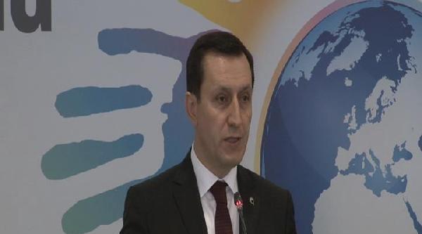 Başbakan Yardımcısı İşler, Uluslararası Kalkınma İşbirliği Konferansı'nda Konuştu