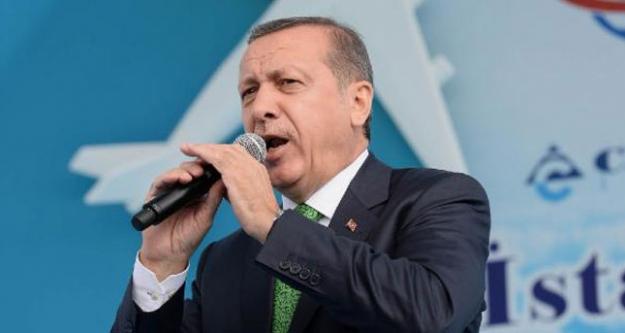 Başbakan Yine Bazı Gezicilere Yüklendi: 'Bazı Gezi zekalılar..!'
