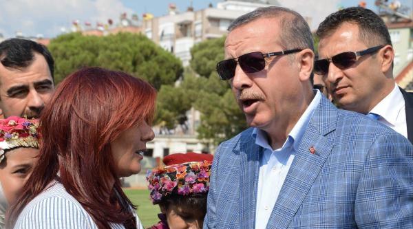 Başbakan'a Aydın'ın Sorunlarını Anlattı
