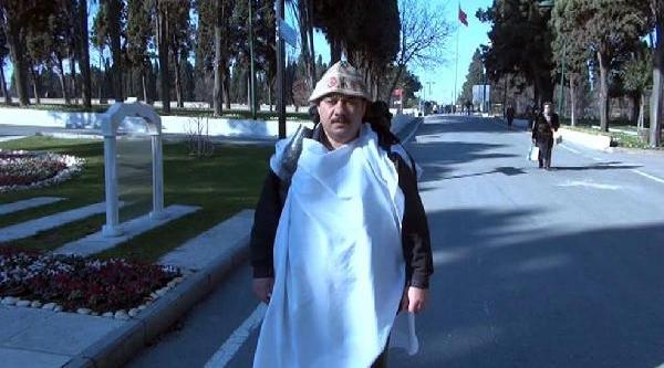 Başbakana Destek Için Ankara'ya Yürüyor