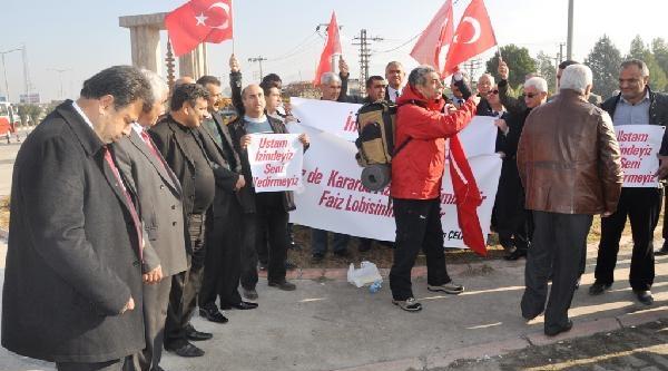 Başbakan'a Destek Için Osmaniye'den Ankara'ya Yürüyor