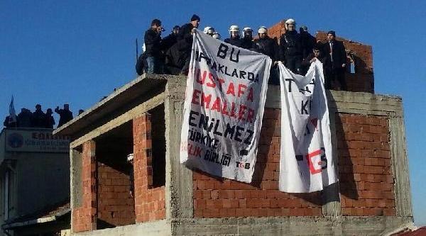 Başbakan'in Edirne Mitinglerinde Gözaltina Alinan 17 Kişi Serbest