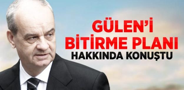 Başbuğ, Gülen'i Bitirme Planı Hakkında Yorum Yaptı