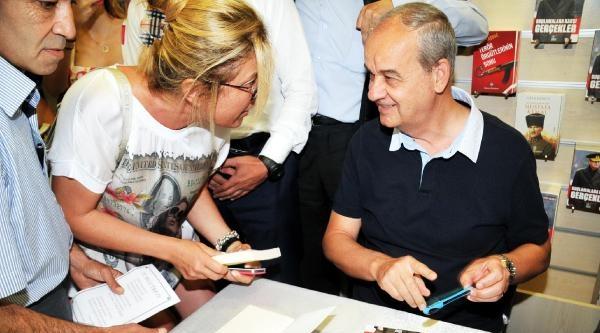 Başbuğ Kitabının İmza Gününde Konuştu: Anayasa Mahkemesi Türk Yargısının Namusunu Kurtardı