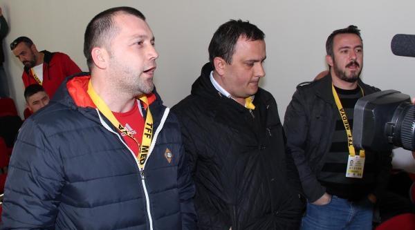 Basından Protesto, Osman Özköylü'den Savunma