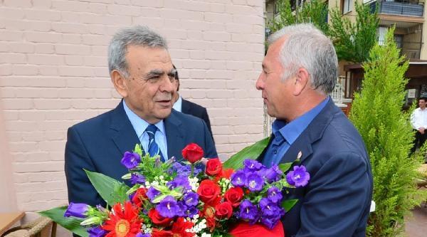 Başkan Azizoğlu:  Altınordu İle Gurur Duydum