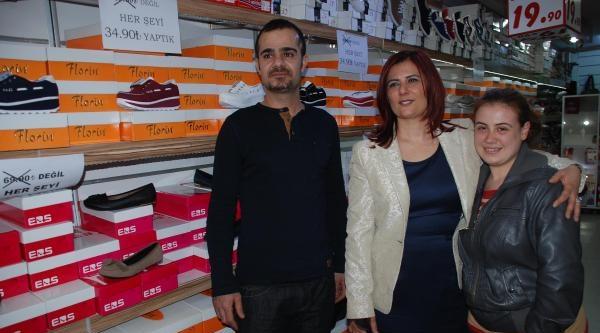 Başkan Çerçioğlu'ndan Ayakkabı Kutusu Mağduruna Ziyaret