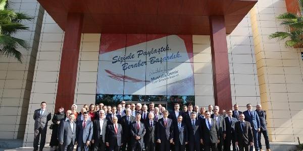 Başkan Demir, Fatih Için Aday Adayliği Başvurusunda Bulundu