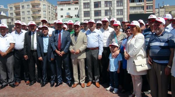 Başkan Kara: Kilis'te Erdoğan'a Yüzde 70 Oy Çikacak