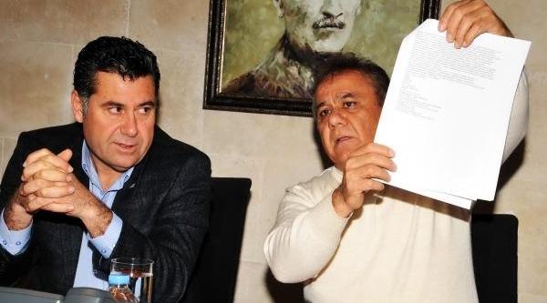 Başkan Kocadon'Dan Büyükşehir Yasasi'Na Eleştiri