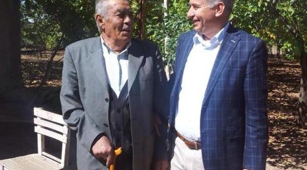 Başkan Zolan'In Aci Günü