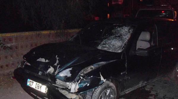 Başkanın İkiz Yeğenleri Kazada Yaralandı