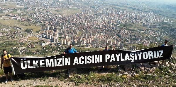 Basketbolculardan Erciyes'e Soma Tırmanışı Ve Anması