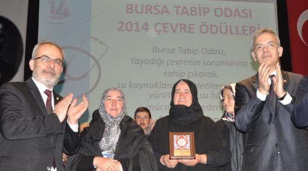 Başköylü Kadınlara Çevre Ödülü