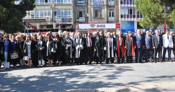 Başsavcı Tosun: Avukatlara Huzurlu Çalişma Ortamı Sağlanmalı
