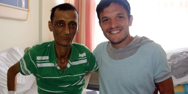 Batalla'nin Ziyaretine Gittiği Bursaspor Taraftari Hayatini Kaybetti