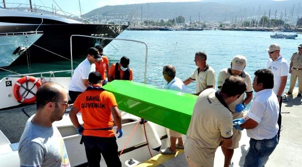 Batan Kaçak Teknesinde Ölü Sayısı 2'ye Yükseldi