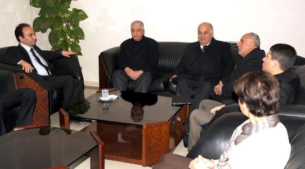 Baydemir: Kürtlerin Ittifaki Ortadoğu'da Barişin Teminati