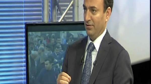 Baydemir: Öcalan'in Aktif Siyaset Yapacak. Barzani'yei Duruşumuz Stratejik Olacak