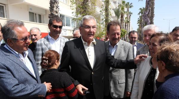 Baykal: Ben Daha Başbakan'ı Parmağımla İşaret Etmedim - Fotoğraflı