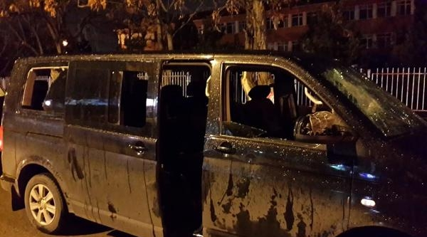 Bayrak Asan Chp'li Gençlere 'palalı' Saldırı İddiasi