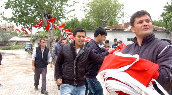 Bayramiç'e Şehit Acısı Düştü - Ek Fotoğraflar