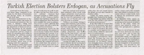 Bbc: Erdoğan, Cumhurbaşkanlığı Seçimlerine Katılır (2)