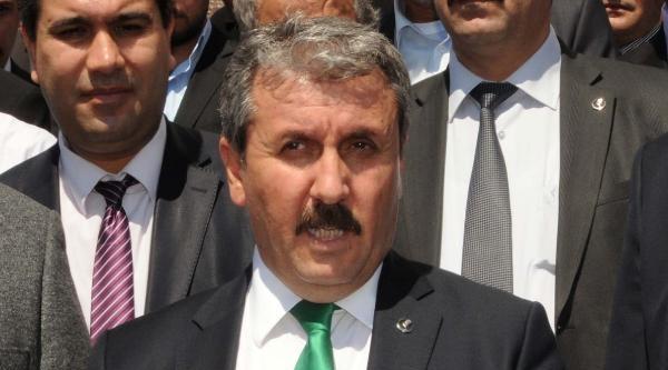 Bbp Genel Başkanı Destici: Yazıoğlu'nun Ölümüyle İlgili 7 Ana Şüphe Var