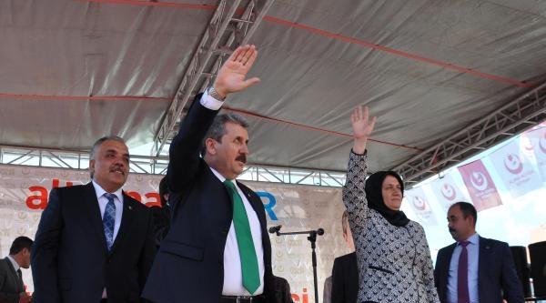 Bbp Genel Başkanı Destici: Yazıoğlu'nun Ölümüyle İlgili 7 Ana Şüphe Var (2)