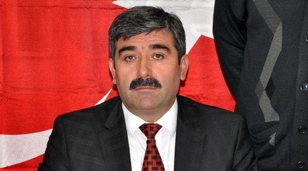 Bbp'den, Sivas Belediyesi'nde Çalişanlara 'siyasi Ayrım' İddiasi