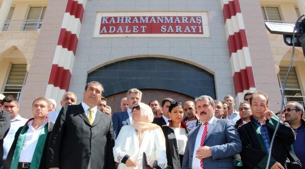 Bbp'lilerden Sulh Ceza Mahkemelerin Kapatılmasına Tepki