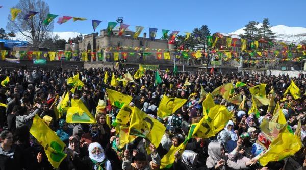 Bdp, Bitlis'te Nevruzu Kutladı