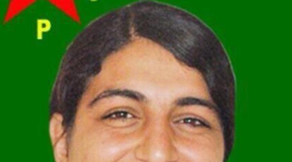 Bdp Çermik İlçe Başkanının Kızı Suriye'deki Çatişmada Öldü  (fotograflar)