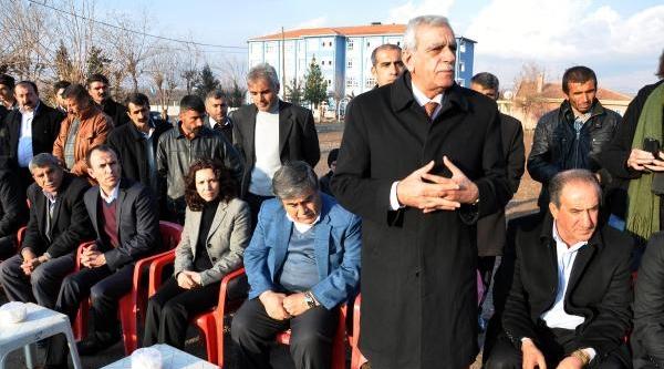 Bdp, Cizre'de Iki Hasim Aileyi Bariştirdi